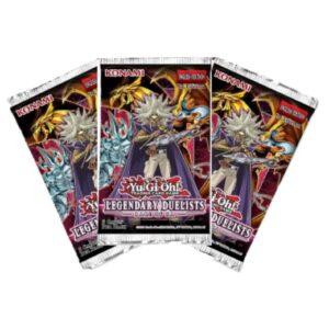 Yu-Gi-Oh! TCG Legendary Duelists - Rage of RA Boosters Image