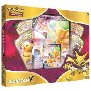 Pokemon TCG Alakazam V Box Image