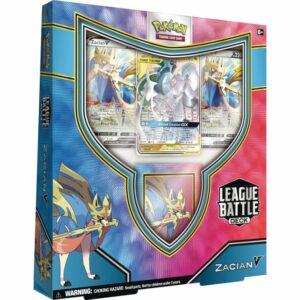 Zacian V League Battle Deck Image