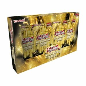 Yu-Gi-Oh! TCG Maximum Gold Tuckbox Image