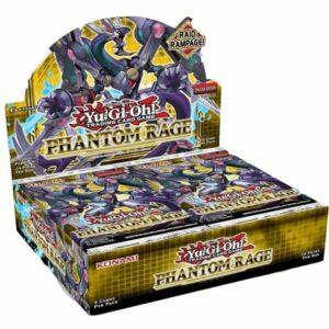 Yu-Gi-Oh! TCG Phantom Rage Booster Box Image