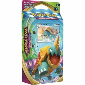 Pokemon TCG Sword & Shield Vivid Voltage Theme Deck - Drednaw Image